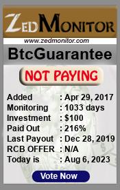 ссылка на мониторинг http://zedmonitor.com/?a=details&lid=13785
