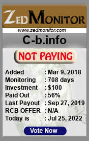 zedmonitor.com - hyip crypto bank ltd