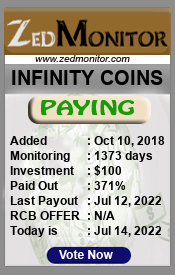 ссылка на мониторинг http://zedmonitor.com/?a=details&lid=20697