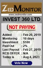 ссылка на мониторинг http://zedmonitor.com/?a=details&lid=21086