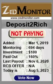ссылка на мониторинг http://zedmonitor.com/?a=details&lid=21108