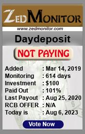ссылка на мониторинг http://zedmonitor.com/?a=details&lid=21146