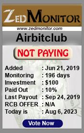 ссылка на мониторинг http://zedmonitor.com/?a=details&lid=21419